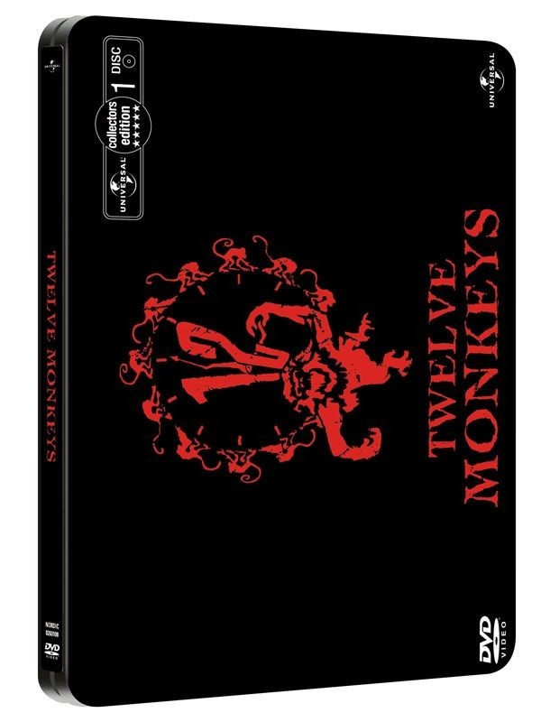 Køb 12 Monkeys [steelbook]